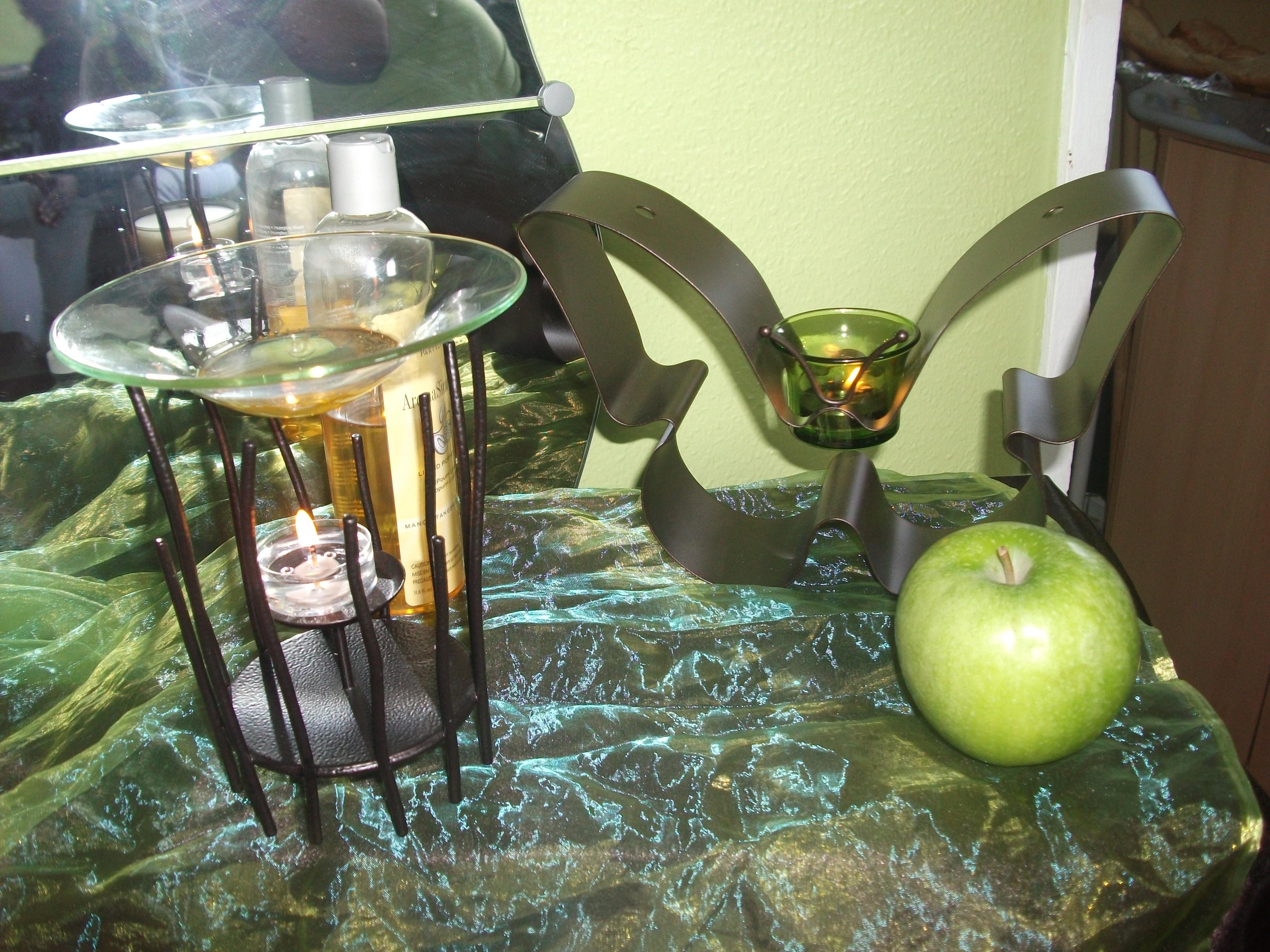 Le papillon for Trio miroir partylite